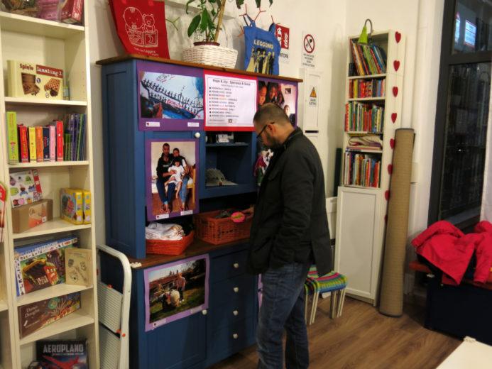 La mostra Hope & Joy alla libreria Ponte Ponente