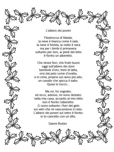 Poesie Di Natale Bambini.Favole E Poesie Di Natale Per I Bambini Di Roma Romabambina Org
