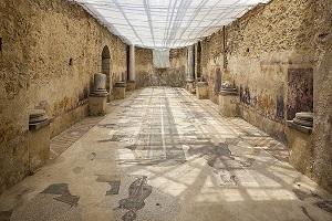 Area archeologica a Piazza Armerina Villa Romana del Casale5