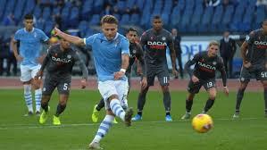 Calcio: alla Lazio contro l'Udinese basta un tempo