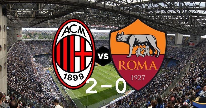 Milan 2 – Roma 0