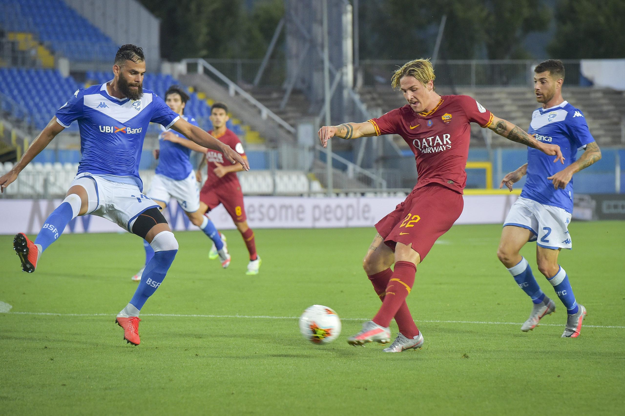Brescia 0 – Roma 3 Luci e ombre