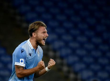 SS Lazio: Immobile si lega alla Lazio fino al 2025