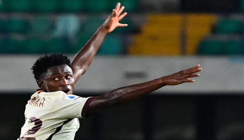 Serie A, caso Diawara. Giudice sportivo: Verona-Roma 3-0. Ricorso dei giallorossi