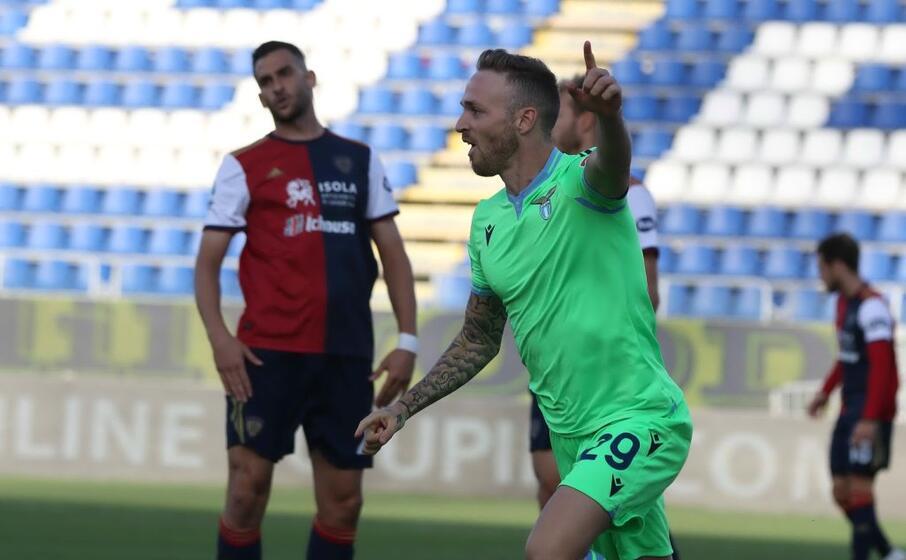 Cagliari – Lazio 0-2: La Lazio riparte con il piede giusto.