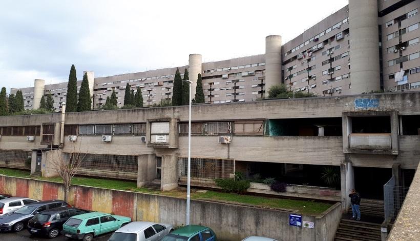 """""""Another World"""": progetto di rigenerazione urbana nel quartiere Vigne Nuove a Roma promosso da Eco dell'Arte e patrocinato dall'ASL Roma 1 in collaborazione con Ater Roma"""