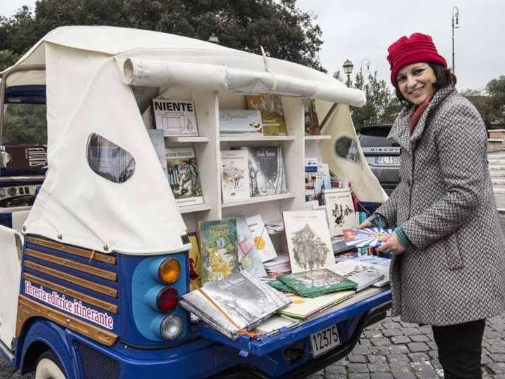 """Progetto per bambini""""books on the road"""" Bibliolibrò"""