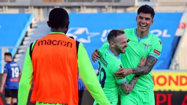 Atalanta -Lazio 1-3. Vittoria in trasferta con una prova di forza e determinazione contro la bestia nera atalantina.
