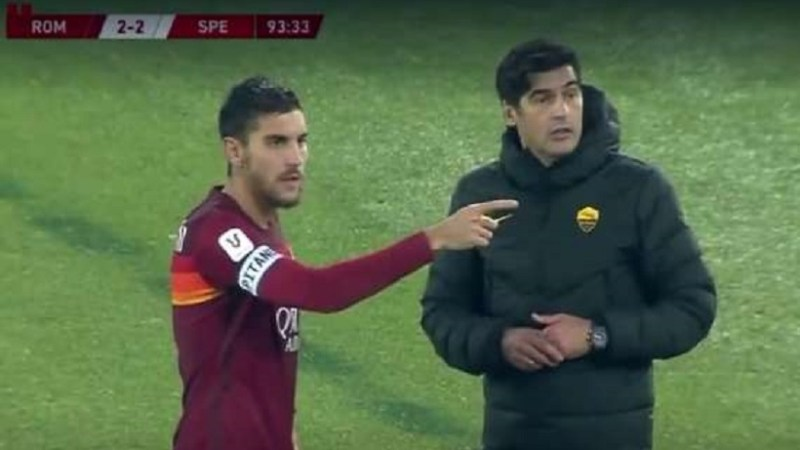 Calcio, disastro Roma in Coppa Italia contro lo Spezia
