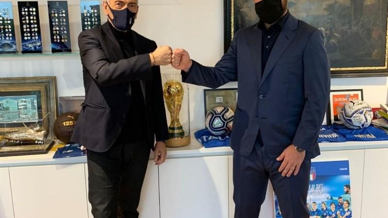 Italia, Daniele De Rossi entra a far parte dello staff del ct Mancini