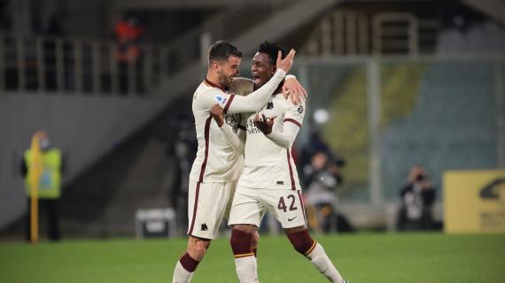 Fiorentina 1-2 Roma: i giallorossi vincono in extremis ed espugnano il Franchi
