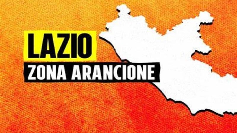 Il Lazio torna arancione, da martedì a scuola fino alla prima media