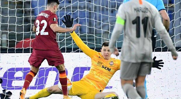 Roma 3-0 Shakhtar Donetsk: il blocco italiano trascina i giallorossi alla vittoria