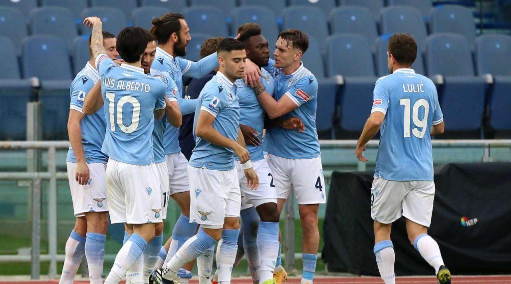 Lazio – Crotone 3-2. La Lazio vince ma convince…poco.