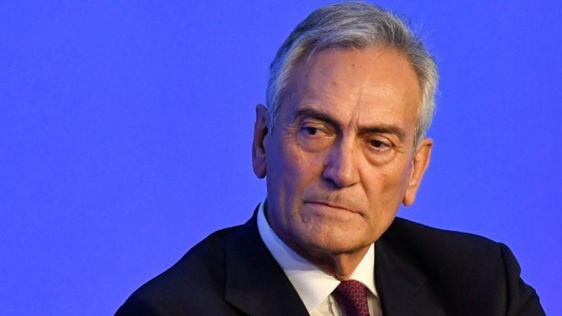 Calcio: Gravina scrive a Draghi, ci aiuti a tenere Europeo a Roma
