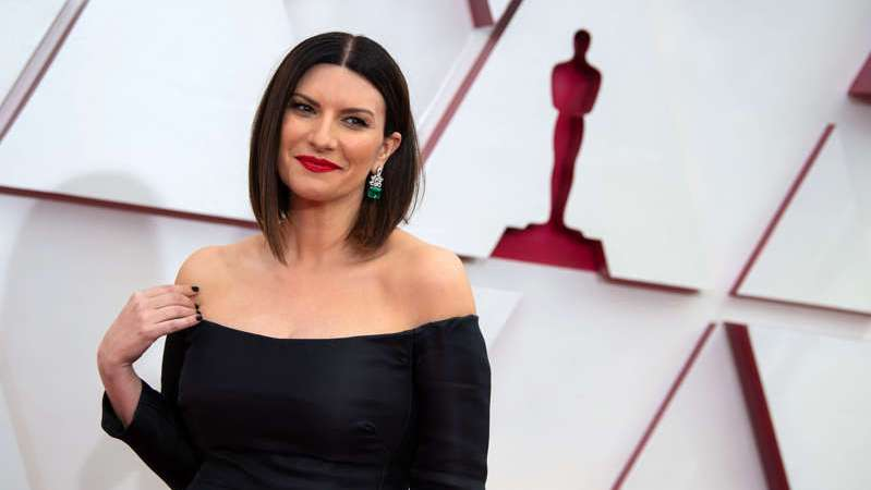 """Oscar 2021, niente statuetta per Laura Pausini: """"E' stato un sogno, esperienza irripetibile"""""""