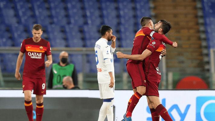 Roma 1-1 Atalanta: un punto e un gol per parte allo Stadio Olimpico