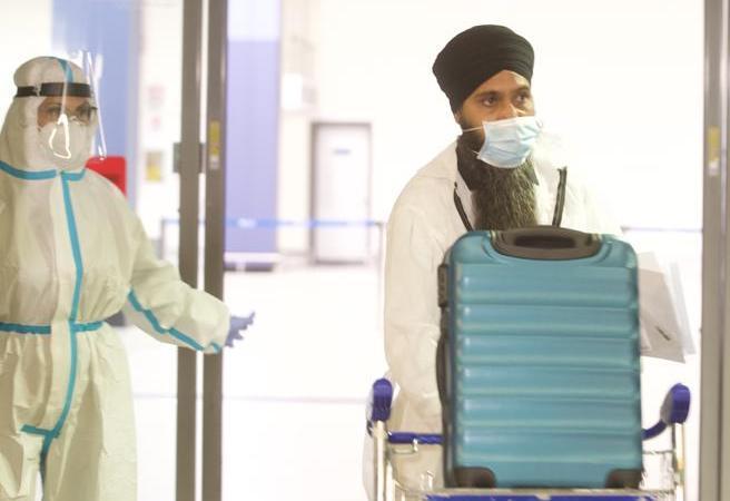 Lazio: secondo lo Spallanzani nessuna variante indiana nella comunità Sikh.