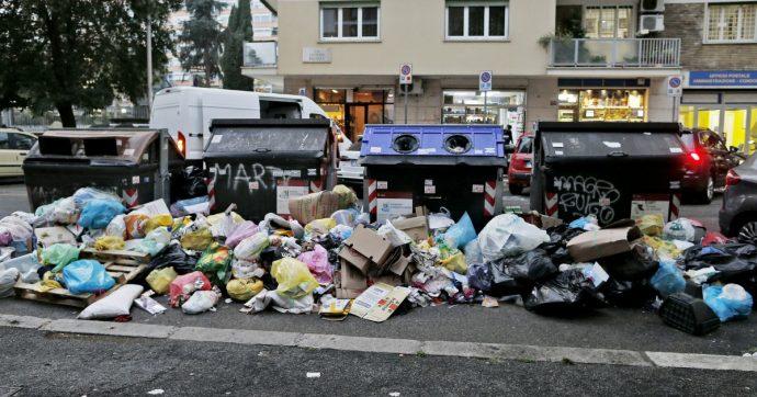 Roma, emergenza rifiuti vista da Donato Bonanni (FI)