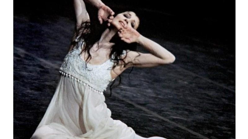 Danza, Addio a Carla Fracci