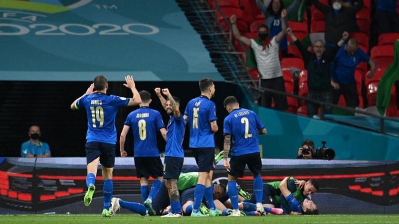 Italia 2-1 Austria