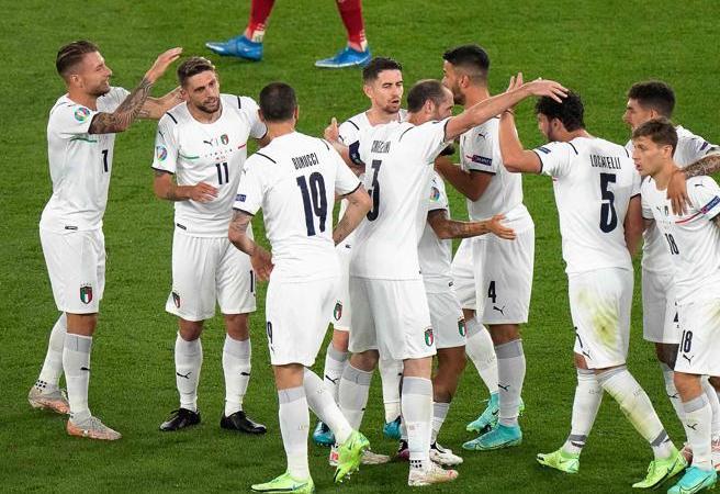 Turchia 0-3 Italia