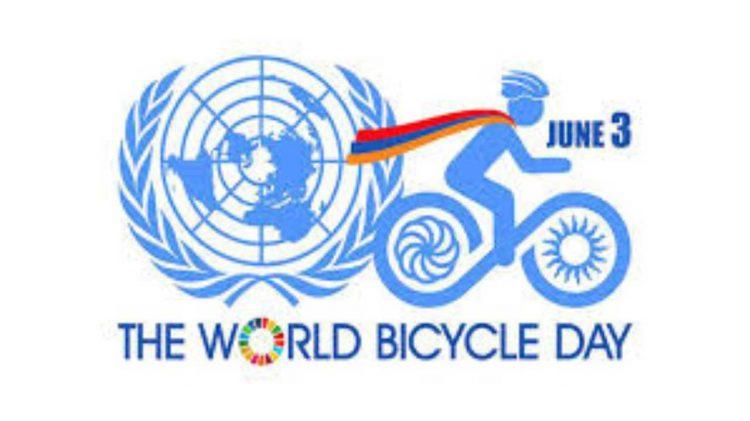 3 giugno giornata mondiale della bicicletta.