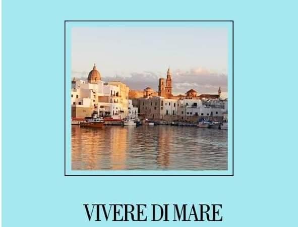 """Libri, Leggendo """"Vivere di mare"""", di Teresa Tropiano"""