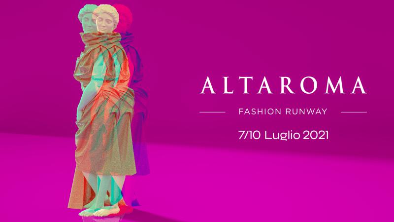 Alta Moda: torna in presenza la Roma fashion week negli Studi di Cinecittà dal 7 al 10 luglio