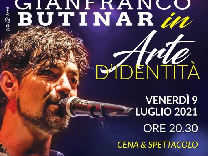 """Eventi Roma, spettacolo al ristorante """"Sa Tanca""""di Gianfranco Butinar."""