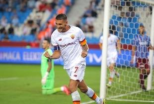 Trabzonspor-Roma 1-2: vittoria dei giallorossi con Pellegrini e Shomurodov