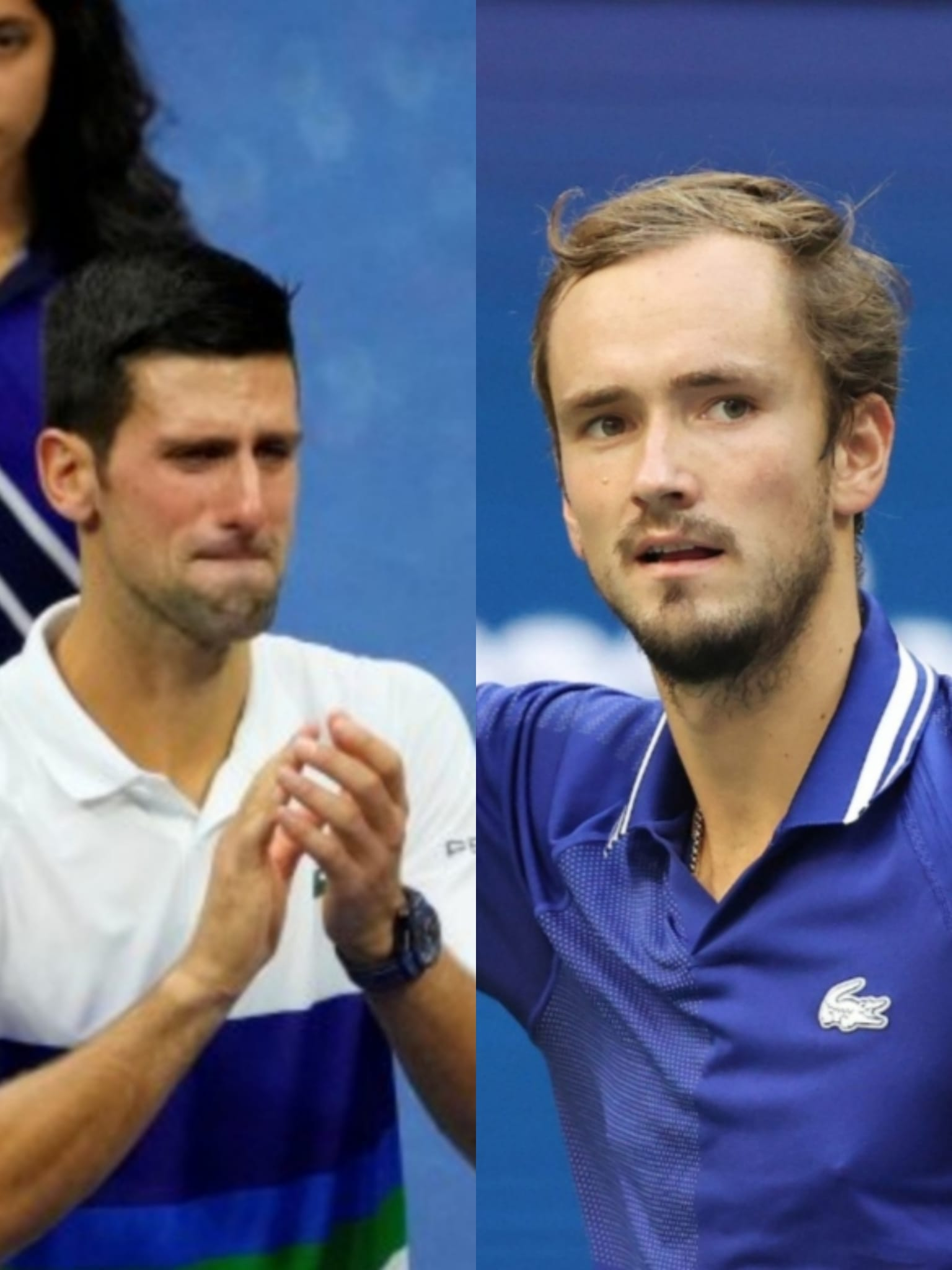 Tennis, svanisce il sogno Slam di Djokovic
