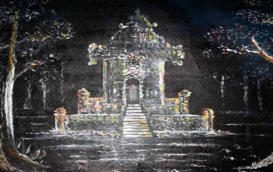 Kerajaan Indraprahasta (398 747 M)
