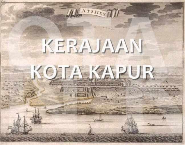 Sejarah Kerajaan Kota Kapur
