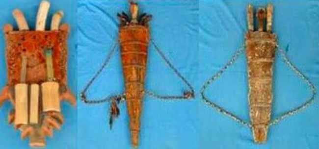 Senjata Tradisional Piso Silima Sarung