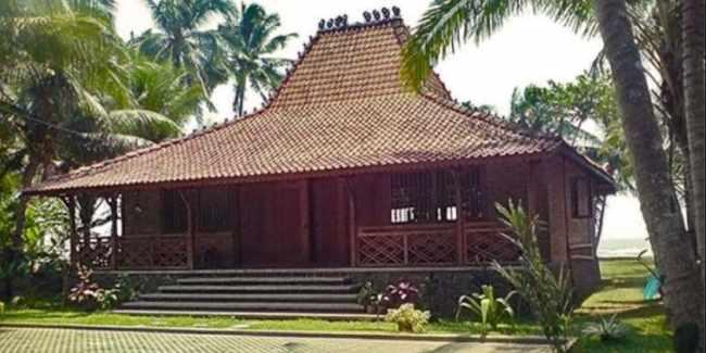Gambar Rumah Joglo Situbondo