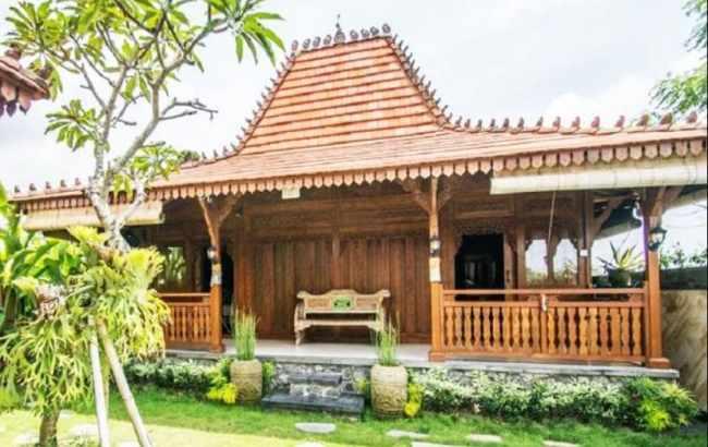 Gambar Rumah Joglo