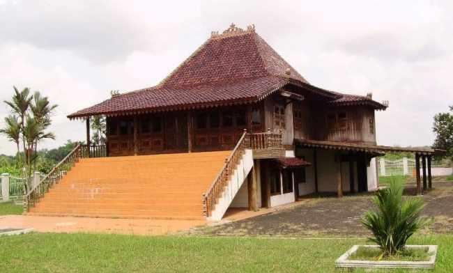 Gambar Rumah Limas