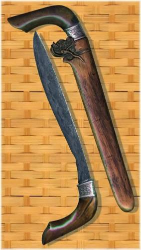 Senjata Tradisional Pasatimpo