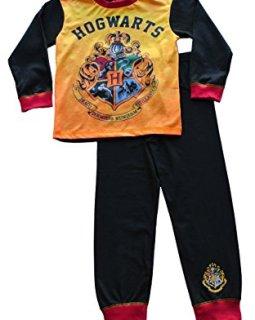 pigiama hogwarts bambino