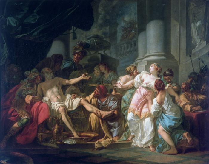Morte di Seneca