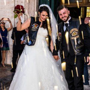 Matrimonio Christian e Francesca