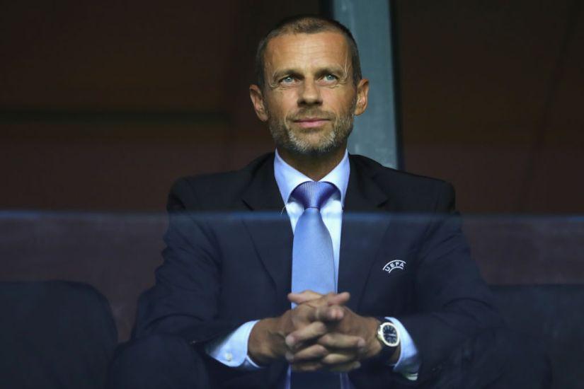 """Ceferin: """"Juventus in B 15 anni fa. Il calcio ha bisogno di squadre come l'Atalanta"""""""