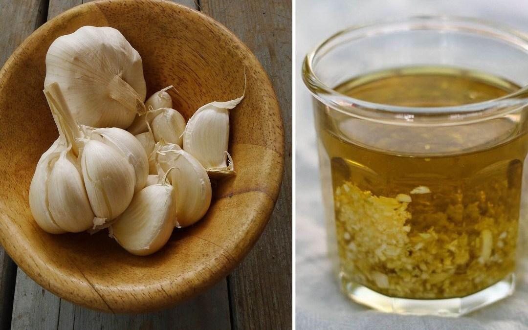 L'uso dell'aglio come insetticida naturale