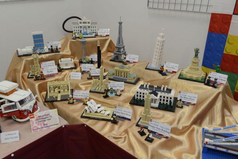 I monumenti del mondo in una stanza!