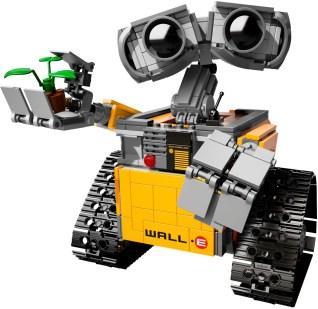 LEGO® WALL-E 21303 NUOVA VERSIONE
