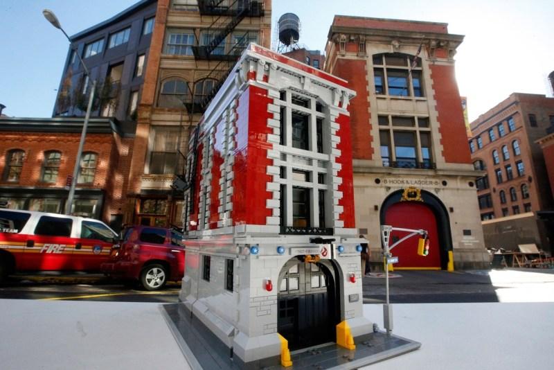 LEGO® Firehouse Headquarters 75827