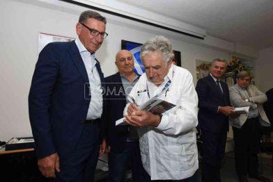 Pepe Mujica alla DECO34 30-08-18