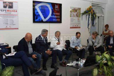 Pepe Mujica alla DECO51 30-08-18