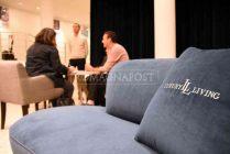 CS Luxury Living dona gli arredi al ridotto del Fabbri3 01-10-18